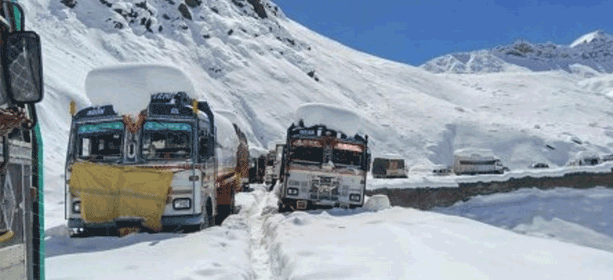 Proposed Delhi-Leh rail project to cut down travel time by 50 per cent
